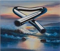 tubular bells 6 (a print from the original tubular bells 6 painting) by scott king