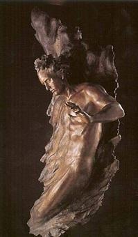 ex nihilo, figure no. 8, full-scale by frederick hart