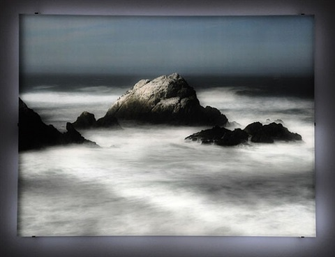 seal rock - sample by jim campbell