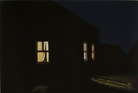 night house (v. ii) by lois dodd