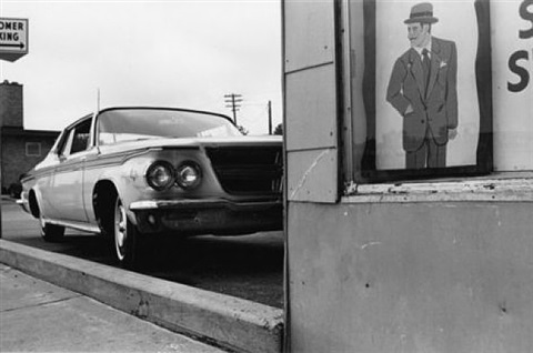 untitled by lee friedlander