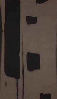 black&grey 15 by charles pollock