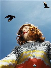 brooklyn museum benefit- renee by alex prager