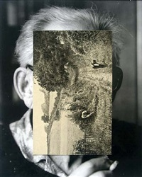 old mask i by john stezaker