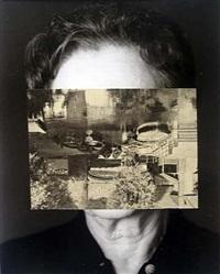 old mask iii by john stezaker