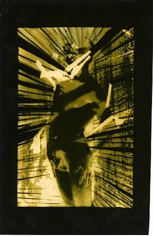 untitled (nude man) by mark morrisroe