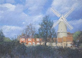 denver mill, norfolk by nicholas verrall