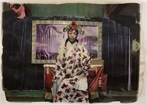 basel show, peking opera #5 by chen nong