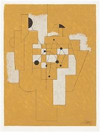 schach by willi baumeister