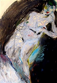 untitled nude by allan kaprow
