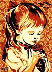war by numbers by shepard fairey