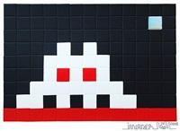 home mars by invader