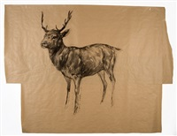 stag by nicola hicks