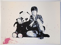 all you need is love ap by mr. brainwash