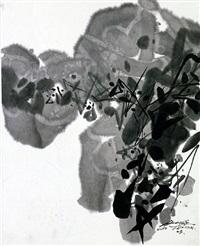 mar 08 no 24 by chu teh-chun