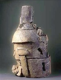 chachmo (sold) by peter voulkos