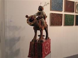 art beijing 2011 (works of wang mai)