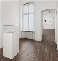exhibition view, krobath berlin by dorit margreiter