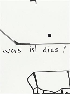 o.t., 2010 (nr. 405) by silvia bächli