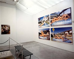 installation view by david lachapelle