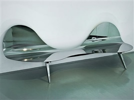 paved with good intentions (table no. 31) by ron arad