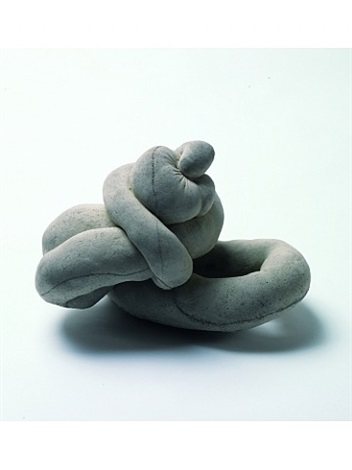 hard nud - work in progress by sarah lucas