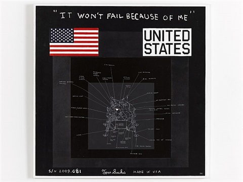 it won't fail because of me by tom sachs