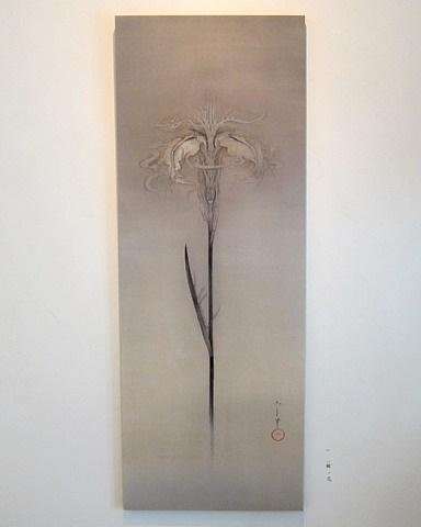 a single flower by fuyuko matsui