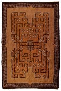 tapis rectangulaire by ivan da silva bruhns