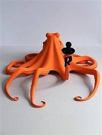 oktopus / octopus by katharina fritsch