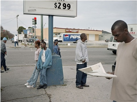 new orleans (cajun corner), série a shimmer of possibility by paul graham