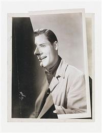 he (film portrait collage) iii by john stezaker