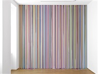 ingleby wall painting (after carpaccio) by ian davenport