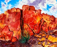 redrock by donray