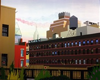 high line by brian alfred
