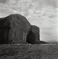 fingal's cave ii, scotland by lynn davis