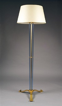 floor lamp by jules leleu