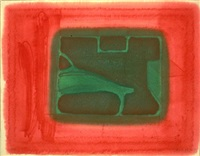 a furnished room by howard hodgkin