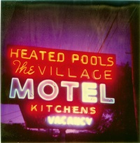 village motel - heated pool by stefanie schneider