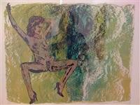 sheila and stripper by nancy spero
