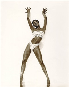 naomi - bikini 1, los angeles by herb ritts