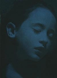 sleep 6 by gottfried helnwein