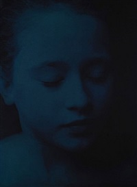 sleep (27) by gottfried helnwein