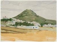 marpissa, paros (5/25/98) by robert bechtle