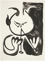 faune musicien no. 5 (musizierender faun nr. 5) by pablo picasso
