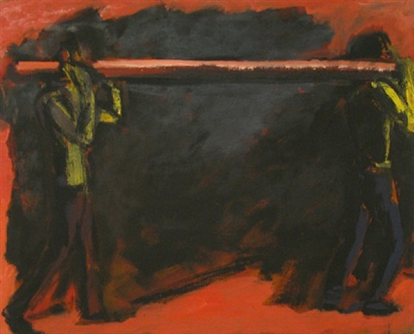 strandarbeiter by bernd koberling