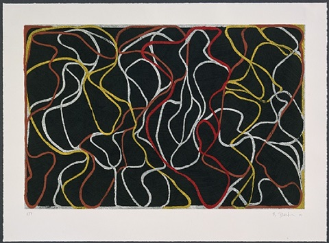 beyond eagles mere 2 by brice marden