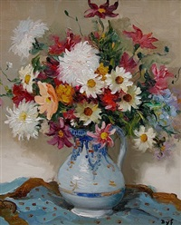 a summers bouquet by marcel dyf