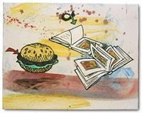charades # 17 (patty page) by jane hammond