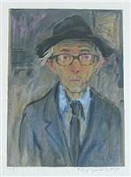 self portrait by raphael soyer